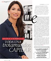 Revista Aló Mujer BIT - Angélica Domínguez Toda una Trotamundos Capilar